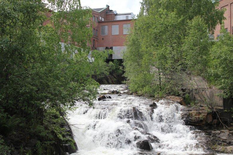 Fossen i Vestfossen